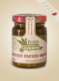 CHUTNEY PAPAYE ORANGE