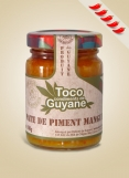 CHILLI-MANGO PASTE (Pâte de piment mangue)