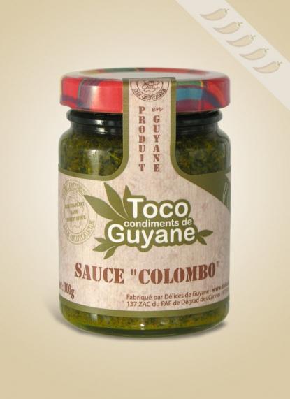 SAUCE COLOMBO