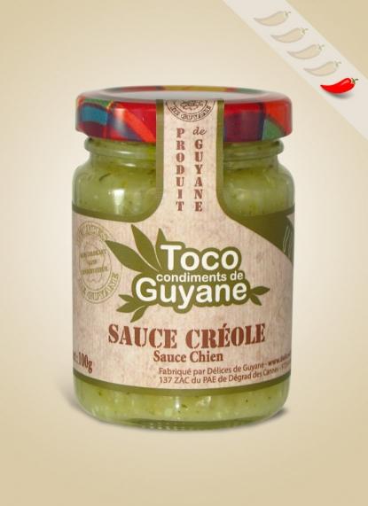 CREOLE SAUCE (Sauce créole)