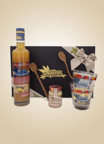 French Guiana aperitif Gift Box
