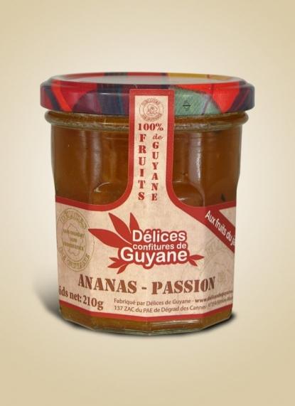 PINEAPPLE / PASSION FRUIT (Ananas / Passion)