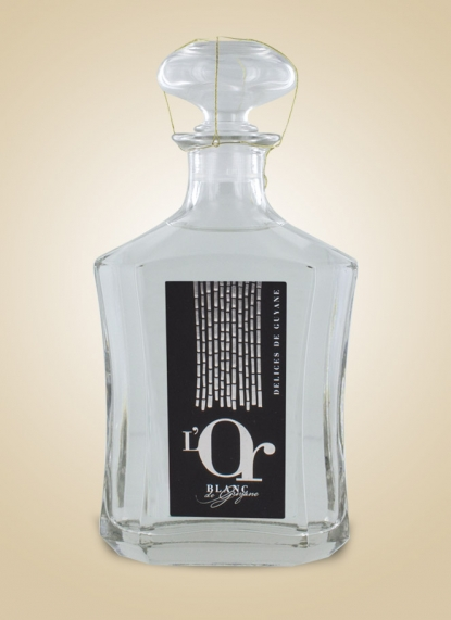 WHITE GOLD 70CL (Or blanc)