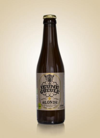 Bière Jeune Gueule Blonde