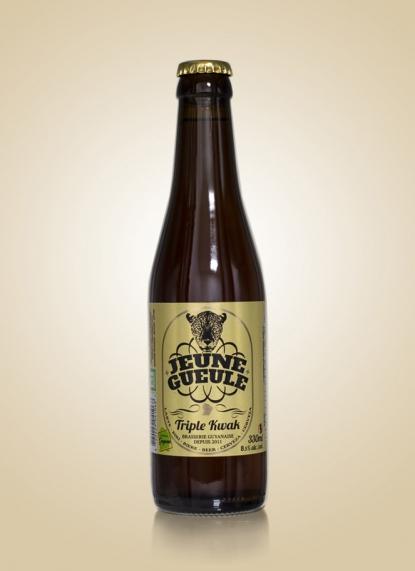 Bière Jeune Gueule Triple Kwak