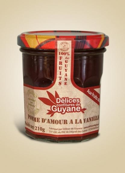 MALACCA APPLES / VANILLA (Pomme d'amour vanille)