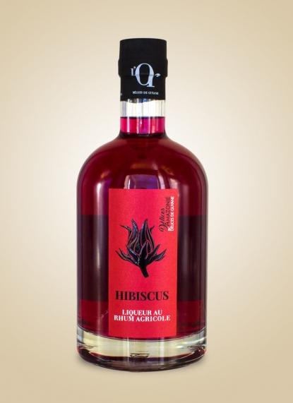 Hibsicus rum Liqueur 70CL