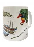 """Ceramic Mug """"Maroni"""""""