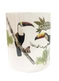 """Ceramic Mug """"Toucan"""""""