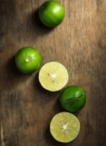 LIME SYRUP (Sirop citron vert)