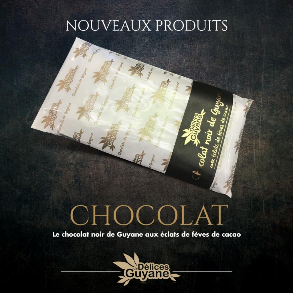 Le Cacao guyanais différent ?