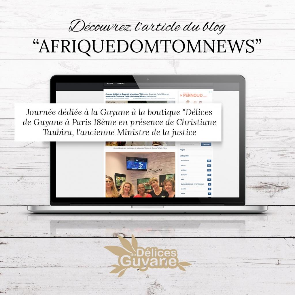 Afrique Dom Tom News